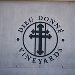 Lovely lunch at Dieu Donne winery.