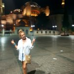 just 5 min walk to HAGIA SOFIA
