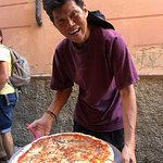 Biggest pizza on earth