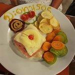 Restaurant Dionysos Foto