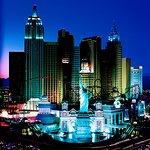 Photo de New York - New York Hotel and Casino