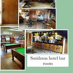 This is a selection of photos of the bar who's is very big ,there is,darts,pool ,tv,and can be h