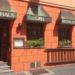 Restaurant Steakhaus Römerhof,außen