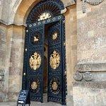 Blenheim Palace gates