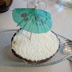 Dessert coco