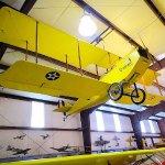 curtis jenny WWI training plane