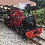 Foto de Lappa Valley Steam Railway