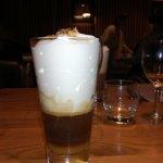 Coffee Normand (comme un Irish Coffee sans alcool)