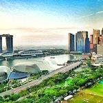 Foto de Swissotel The Stamford Singapore