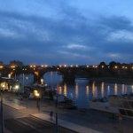 Umgebung - Blick auf die Elbe