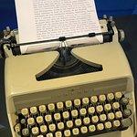 Golo Manns Schreibmaschine