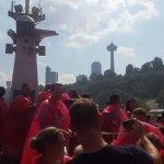 Boat Round of Niagara Falls