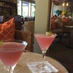 Lavender cocktails, powerful stuff!