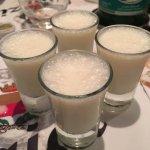 cream limoncello