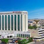 Crowne Plaza Amman Exterior (Daylight)