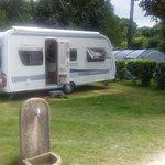 Photo de Camping de Kerleyou