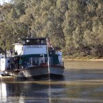 paddle steamer - Pevensy