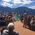 Wedding at the mid mountain lodge - Perfect day!!