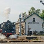 Station Beekbergen, het kloppende hart van het levende spoorwegmuseum