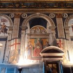 One of the many rooms/areas in Palazzo Vecchio Florence