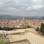 Florence view (to remember) from Belvedere Fort