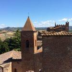 Vista dalla Torre Casa Boccaccia
