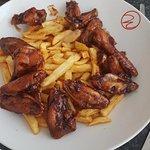 wings basket