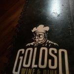 Foto van Goloso