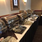 The best buffet in town that will fit every budget. The selections are incredible. Very tasty. G