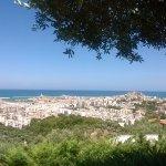 Panorama di Vieste