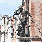 Neptun-Brunnen in der Danziger Altstadt