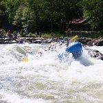 Wildwater Rafting - Ocoee Foto