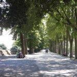 Photo de Le mura di Lucca
