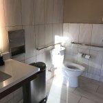 bathroom near lobby