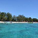 Snorkling at Gili islands