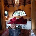 Amber Moon lounge