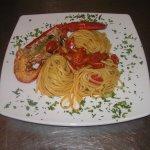 Astice fresco e Linguina...