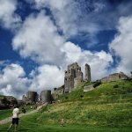 Corfe Castle National Trust