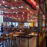 more restaurants