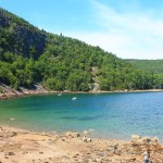 Valley Cove Beach accessed on Flying Mountain trail