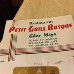 Photo of Chez Maya - Le Petit Grill Basque