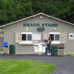 Amphitheater Snack Stand - Boy Scout operated