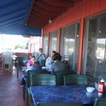 The Outdoor Dining Section
