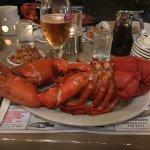 Large steamed Lobster