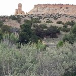 View of Ghost Ranch