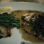 Veal with truffle sauce