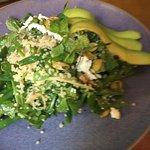 quinoa-avocado salad