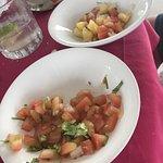 Fresh pico we made