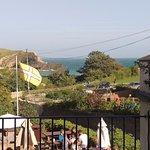 Foto de Lulworth Cove Inn