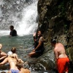 La Mina Falls Foto